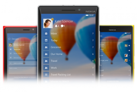 Wunderlist lanza sus aplicaciones oficiales para Windows y Windows Phone, ya sin betas