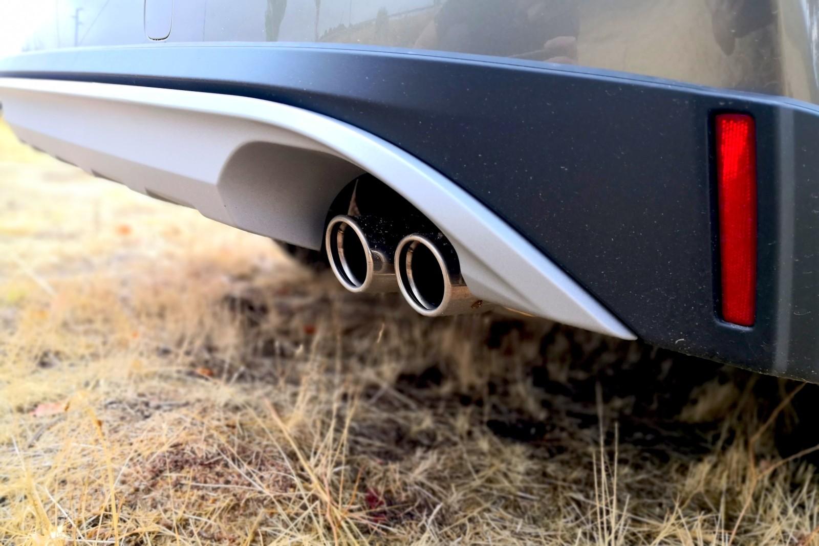 Foto de Toyota Corolla Trek - Imágenes exteriores (24/31)