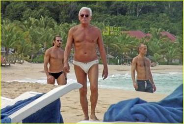 """Giorgio Armani en Speedo. El """"placer"""" de los sentidos"""