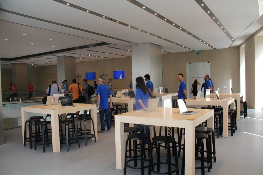 Foto de Apple Store Passeig de Gracia (26/50)
