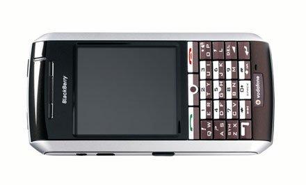 Blackberry 7130v en España con Vodafone