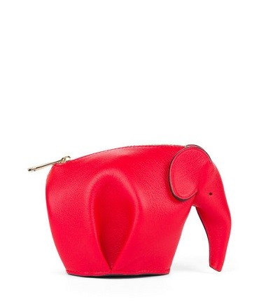 Monedero Elefante de Loewe