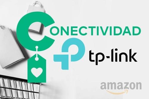 Ofertas en conectividad TP-Link en Amazon: mejorar tu red WiFi o tu instalación domótica sale más barato con esta selección de artículos rebajados