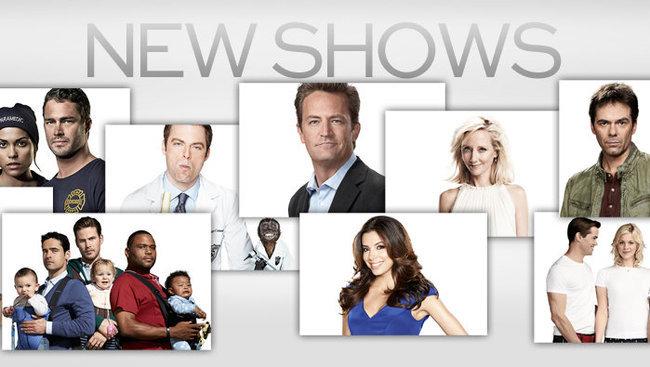 Nuevas series NBC