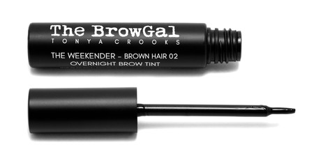 The Weekender The Browgal Brown