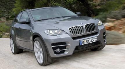Nuevas recreaciones del BMW X6