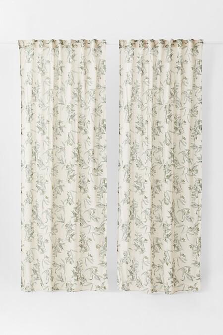 Pack de 2 cortinas