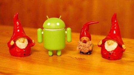 android google navidad