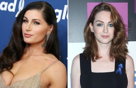 Trace Lysette y Jamie Clayton