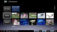 3D Experience de Sony, contenidos 3D de saldo directos al televisor