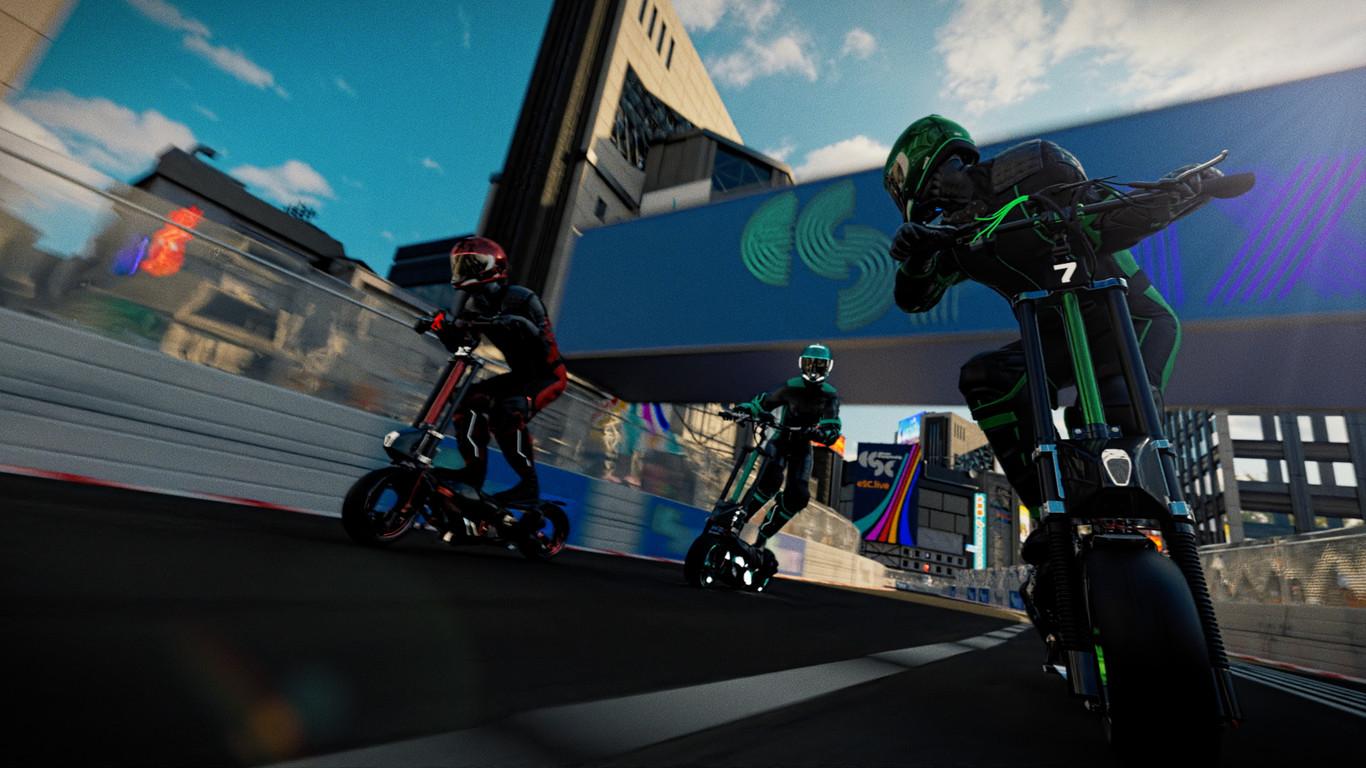 eSkootr es el campeonato de carreras para patinetes eléctricos: prometen velocidades de 100 km/h y se celebrará en 2021
