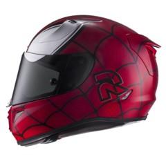 Foto 3 de 6 de la galería hjc-r-pha-11-spiderman en Motorpasion Moto