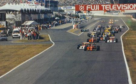 Gran Premio de Japón 1990: el título se decide entre polémica y Brasil vive un día glorioso