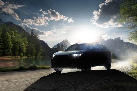 Subaru Solterra, el nuevo SUV eléctrico que se fabricará sobre la plataforma de Toyota, nos adelanta detalles