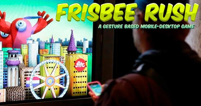 Frisbee Rush