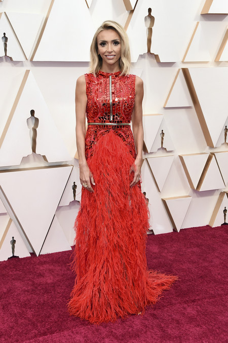 Giuliana Rancic Oscar 2020