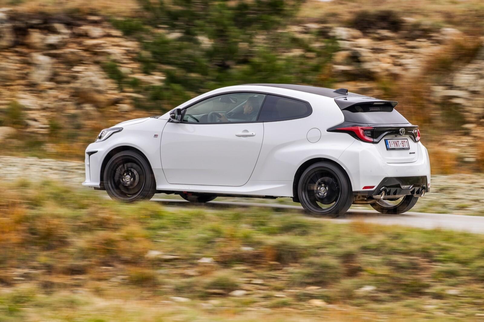 Foto de Toyota GR Yaris (Presentación)q (144/195)