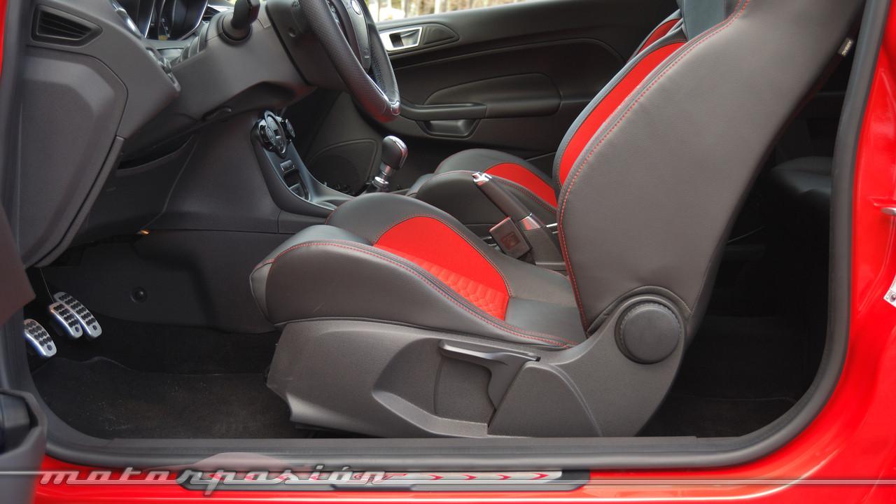Foto de Ford Fiesta ST (presentación) (28/48)