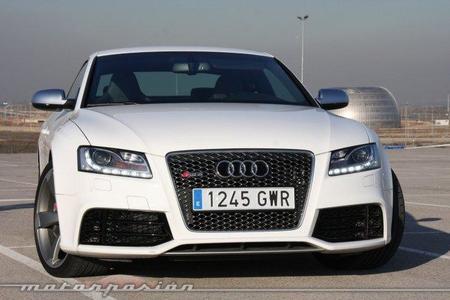 Audi RS5, prueba (equipamiento y seguridad)