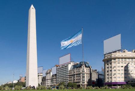 Argentina exige una tasa de entrada a los viajeros