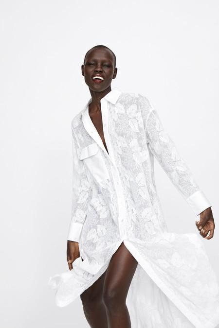 Zara Vestidos Primavera 2019 11