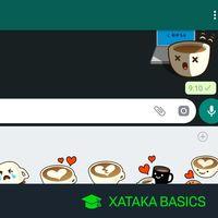 Stickers de WhatsApp: cómo enviarlos, buscarlos y descargarlos