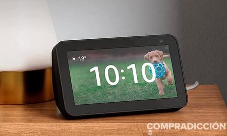 El Echo Show 5 de 2ª generación también está de oferta: Amazon te ofrece Alexa con pantalla de 5 pulgadas por 59,99 euros