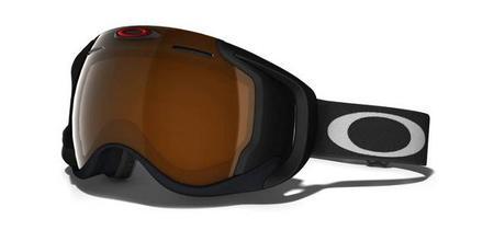 Gafa snowboard negra Oakley Snowboard