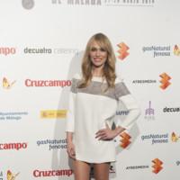 Patricia Conde Festival Cine de Málaga 2014 presentacion