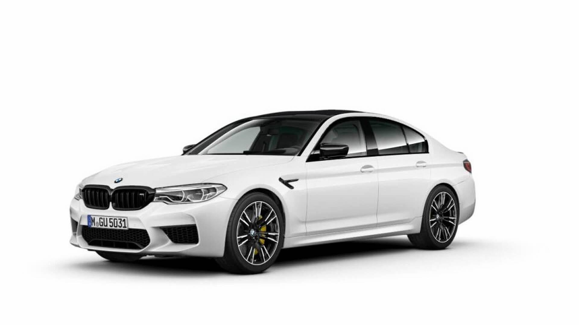 Foto de BMW M5 Competition Package (1/8)