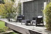 El set In&Out de Curver, va preparando nuestra terraza para la primavera
