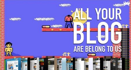 All your blog are belong to us (XCIX)
