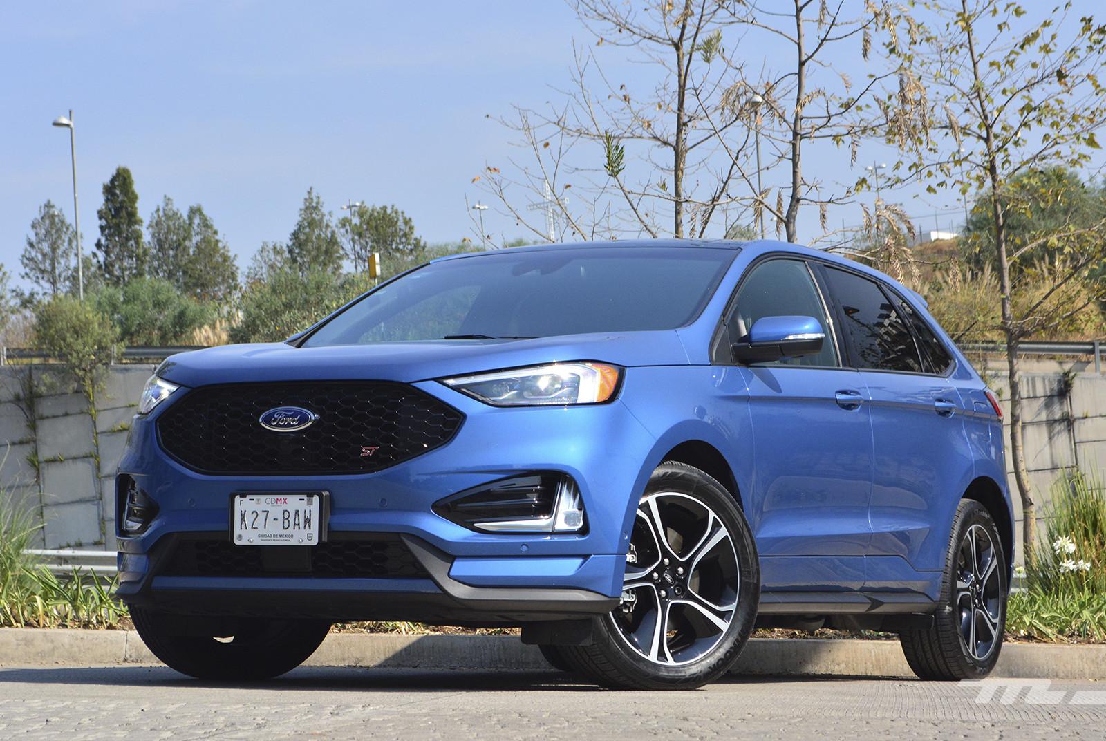 Foto de Ford Edge ST (prueba) (2/20)
