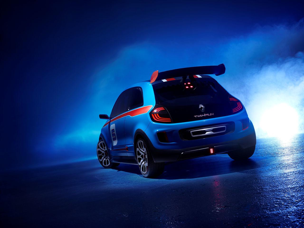 Foto de Renault Twin'Run Concept (47/49)