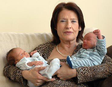 Fallece Carmen Bousada, la mujer que dio a luz a gemelos con 67 años