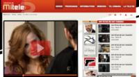 Sin tetas no hay paraíso en la web de Telecinco