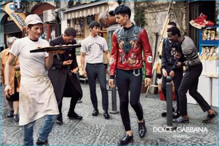 Dolce & Gabbana nos da el primer atisbo de su fashion reality para el otoño