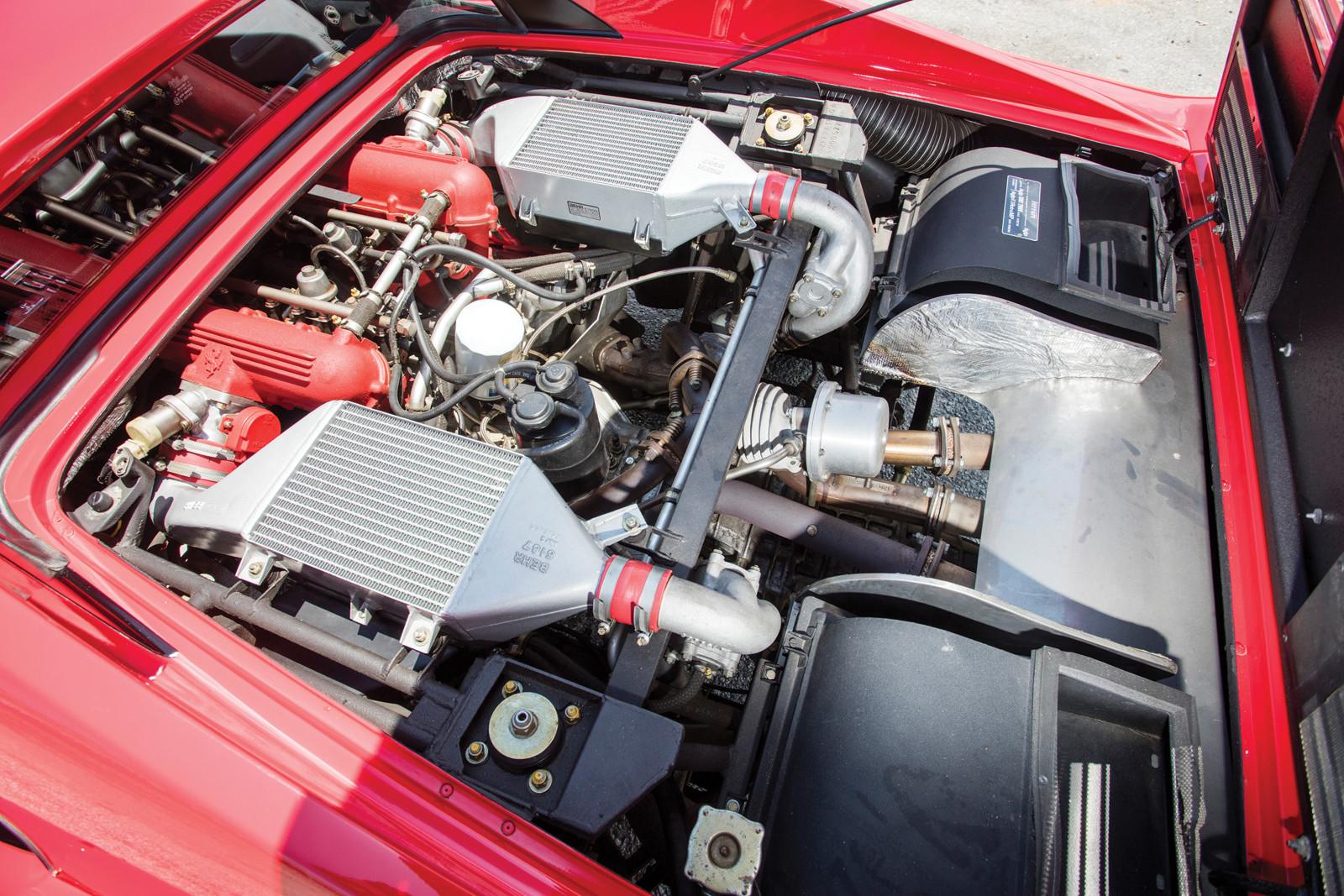 Foto de Ferrari 288 GTO en venta (15/16)