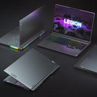Lenovo Legion 7, Legion Slim 7, Legion 5 Pro y Legion 5: estos portátiles para juegos se desmarcan con paneles QHD de hasta 165 Hz
