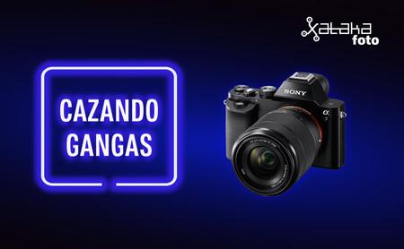Sony A7, Nikon Z50, iPhone 12 y más cámaras, móviles, ópticas y accesorios en oferta en el Cazando Gangas