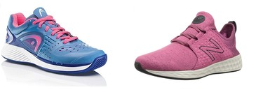 Chollos en tallas sueltas de zapatillas Head, Under Armour, Puma o New Balance por menos de 30 euros en Amazon