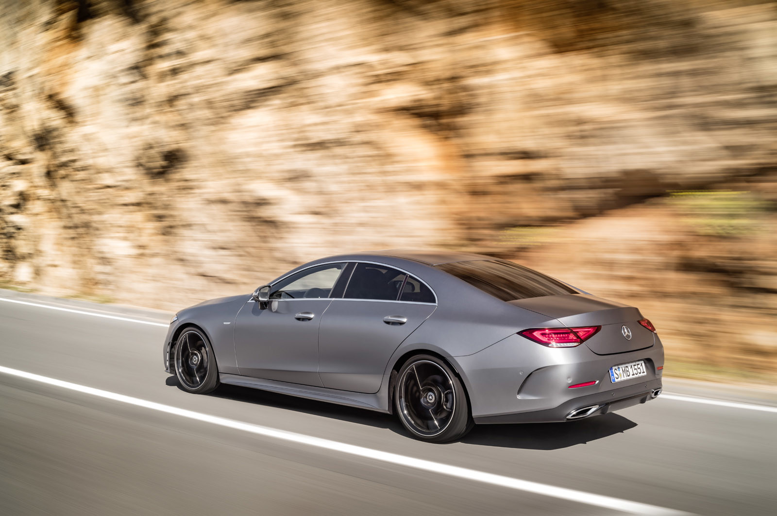 Foto de Mercedes-Benz CLS Coupé 2018 (36/56)