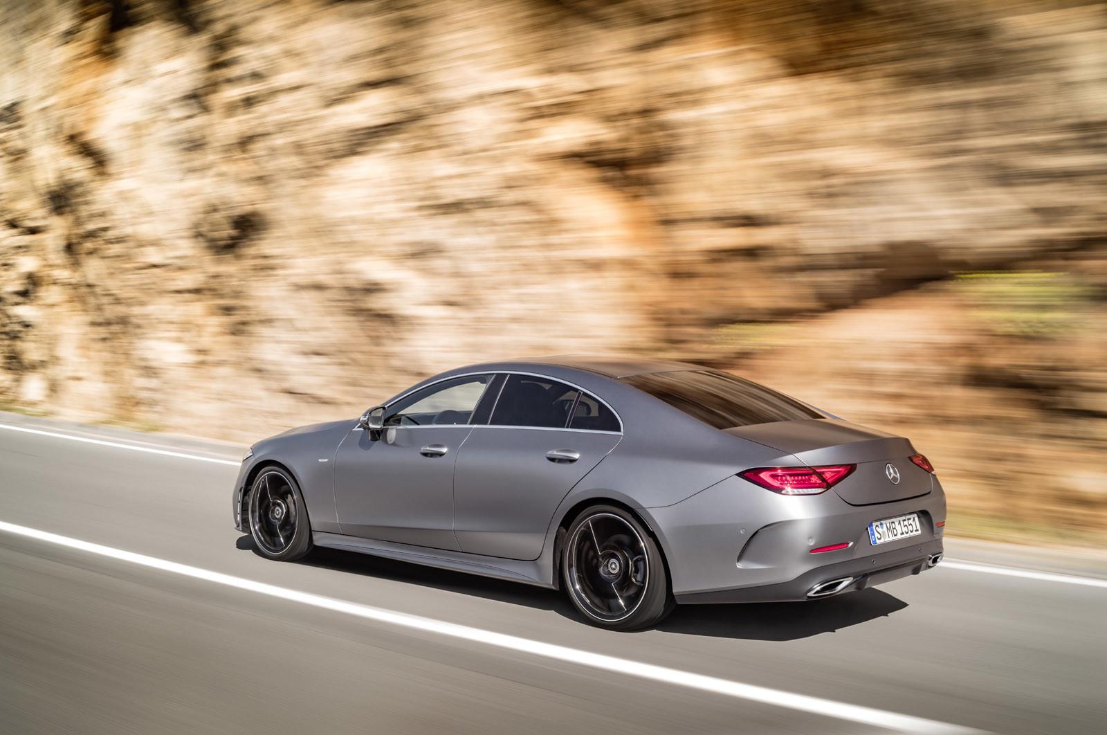 Foto de Mercedes-Benz CLS Coupé 2018 (36/56)
