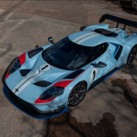 ¡De locura! Esta exclusiva variante del Ford GT fue vendida por casi 40 millones de pesos