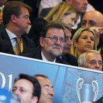 España entera es un clamor: Mariano Rajoy, presidente de la Real Federación Española de Fútbol
