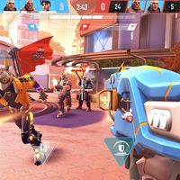 """Shadowgun War Games ya está disponible: un """"Overwatch"""" para móviles que engancha desde el primer momento"""