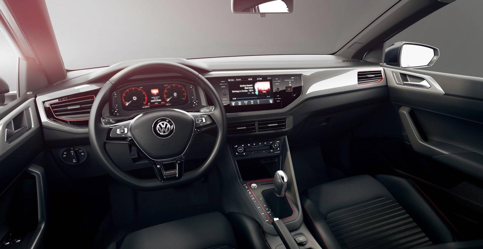 Foto de Volkswagen Polo y Virtus GTS Concept (4/9)