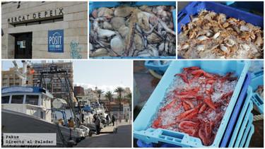 Visitamos la lonja de pescados ¿Sabes cómo funciona la subasta?