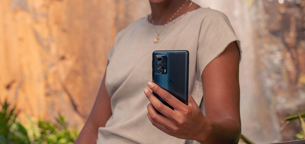 El Motorola Edge 20 Pro llega a España: precio y disponibilidad oficiales
