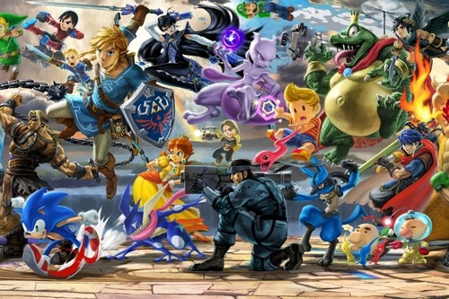 Simon Belmont, King K. Rool, nuevos modos y más novedades. Todo lo anunciado en el Direct de Super Smash Bros. Ultimate